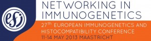 Presenting at the 27th EFI European Immunogenetics and Histocompatibility Conference
