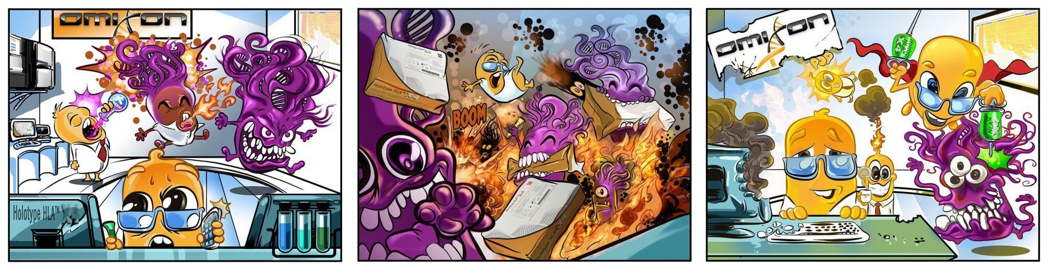 Omixions_Lab_Mayhem