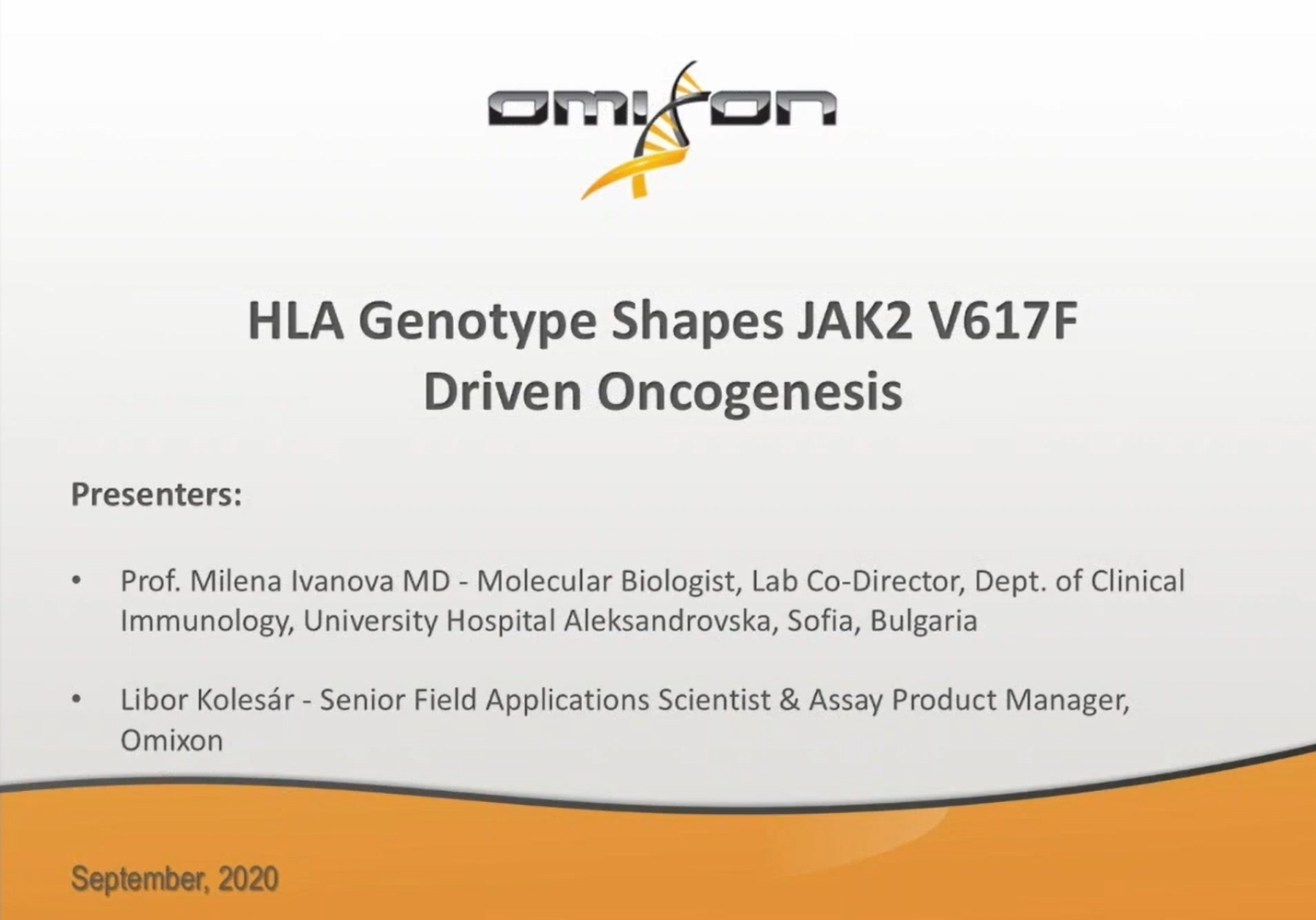 HLA Genotype Shapes JAK2 V617F Driven Oncogenesis