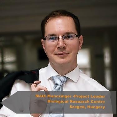 Mate Manczinger, PhD