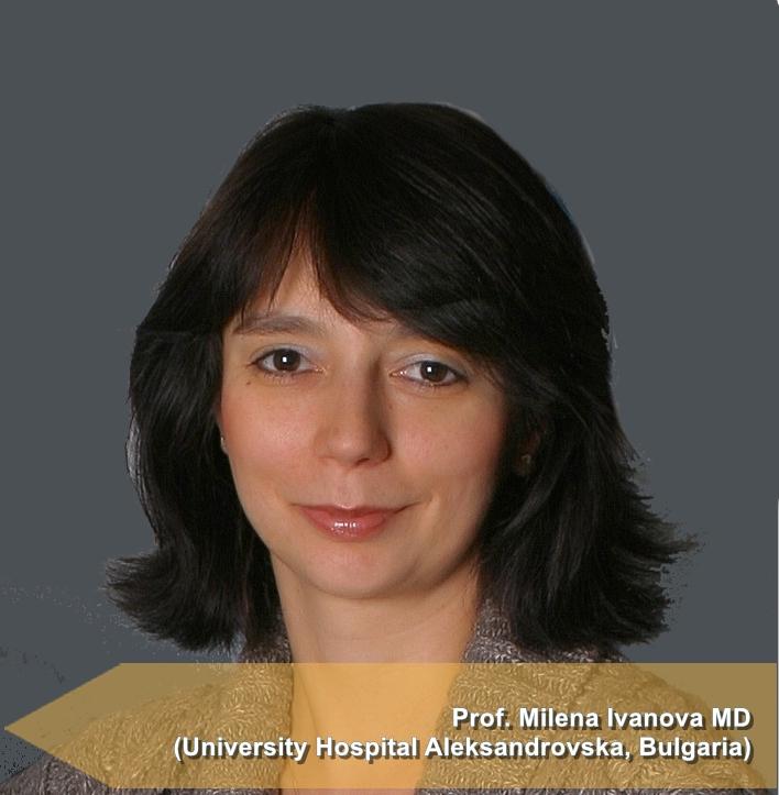 Prof. Milena Ivanova MD